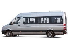 Mercedes Sprinter BUS 9 osób