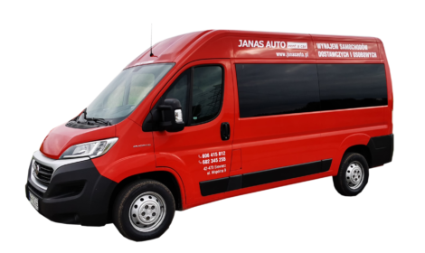 Fiat Ducato 9 osobowe